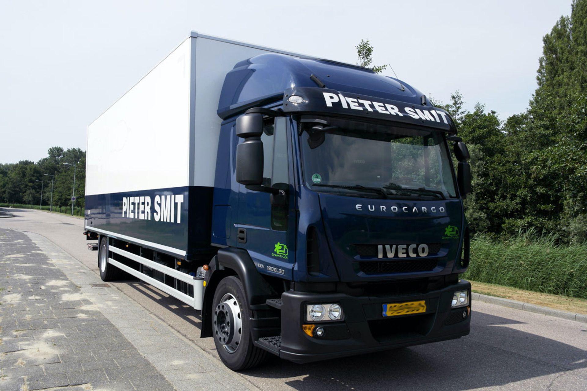 Iveco Eurocargo 9M