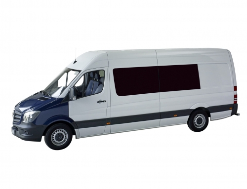 Mercedes – Benz Sprinter Luxe splitter 9 persons