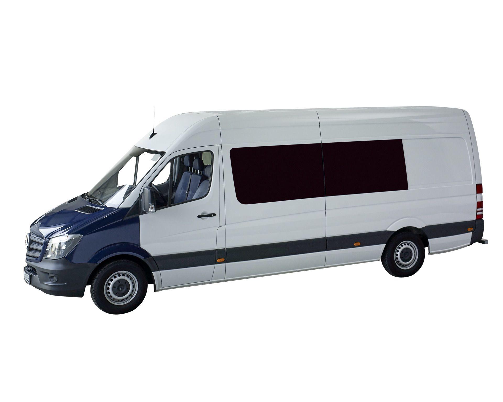 Mercedes – Benz Sprinter Luxe splitter 9 personen