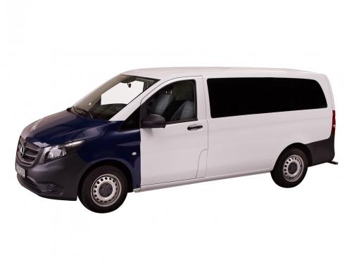 Mercedes – Benz Vito 8 Persons