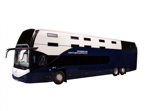 Nightliner 10-bunks Iveco Single Decker