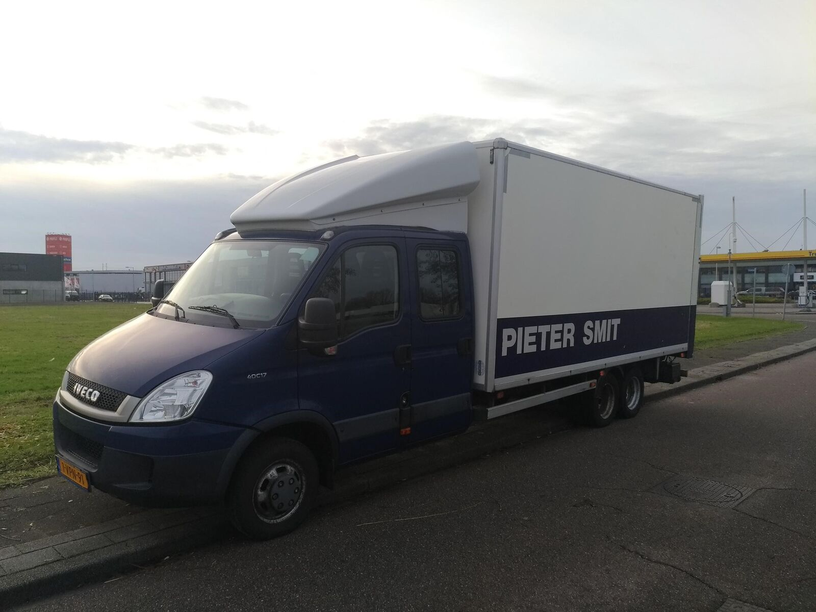 iveco daily 5m