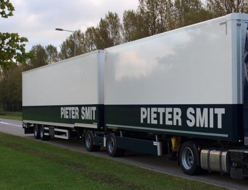 Mega LZV front trailer